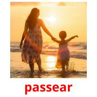 passear picture flashcards