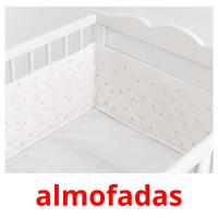 almofadas picture flashcards