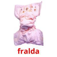 fralda picture flashcards