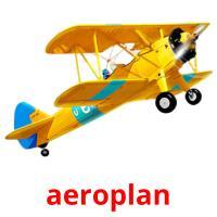 aeroplan picture flashcards