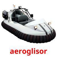 aeroglisor picture flashcards