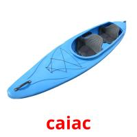 caiac picture flashcards