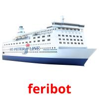 feribot picture flashcards