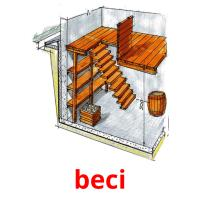 beci picture flashcards