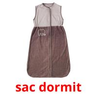 sac dormit card for translate