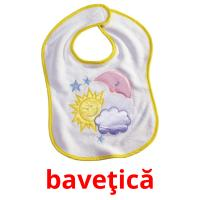 baveţică picture flashcards