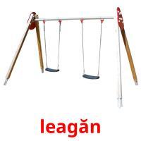leagăn picture flashcards