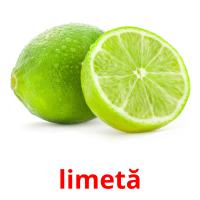 limetă picture flashcards