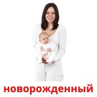 новорожденный карточки энциклопедических знаний