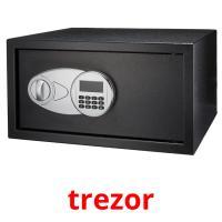 trezor picture flashcards
