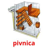 pivnica picture flashcards