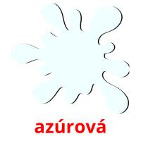 azúrová card for translate