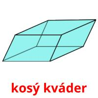 kosý kváder card for translate