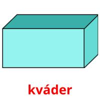kváder card for translate
