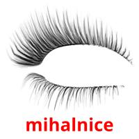 mihalnice picture flashcards