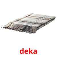 deka picture flashcards