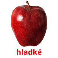 hladké picture flashcards