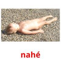nahé picture flashcards