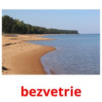 bezvetrie picture flashcards