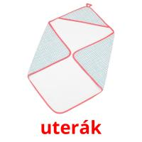 uterák picture flashcards