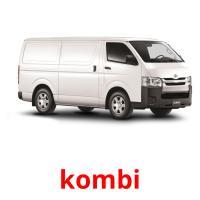 kombi picture flashcards
