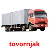 tovornjak picture flashcards