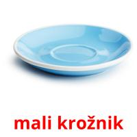 mali krožnik picture flashcards
