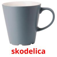 skodelica picture flashcards