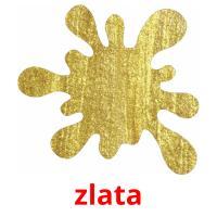 zlata карточки энциклопедических знаний