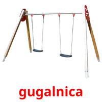 gugalnica picture flashcards