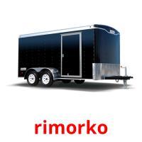 rimorko picture flashcards