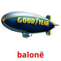 balonë picture flashcards