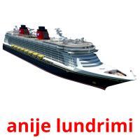 anije lundrimi picture flashcards