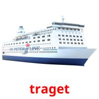 traget picture flashcards