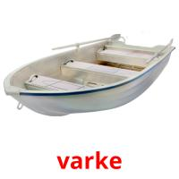 varke picture flashcards