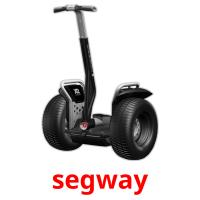 segway picture flashcards