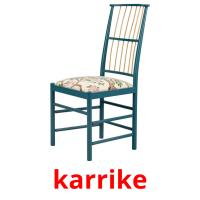 karrike picture flashcards