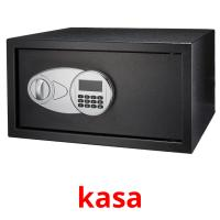 kasa picture flashcards