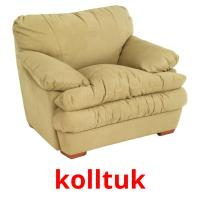 kolltuk picture flashcards