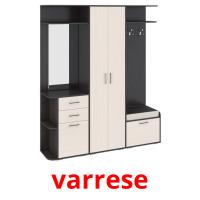varrese picture flashcards