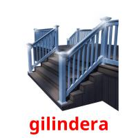 gilindera picture flashcards