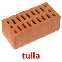 tulla picture flashcards