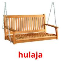 hulaja picture flashcards