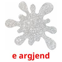 e argjend picture flashcards
