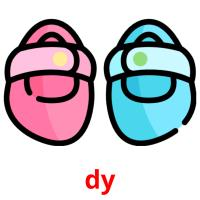 dy picture flashcards