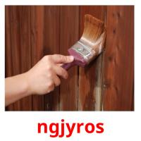 ngjyros picture flashcards