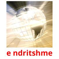 e ndritshme picture flashcards