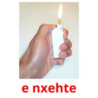 e nxehte picture flashcards