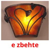 e zbehte picture flashcards