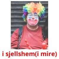 i sjellshem(i mire) picture flashcards